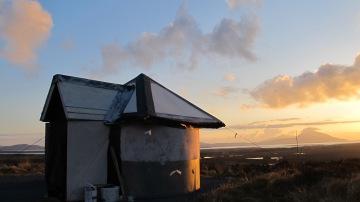 Camera obscura, Ballycroy National Park, Co. Mayo.