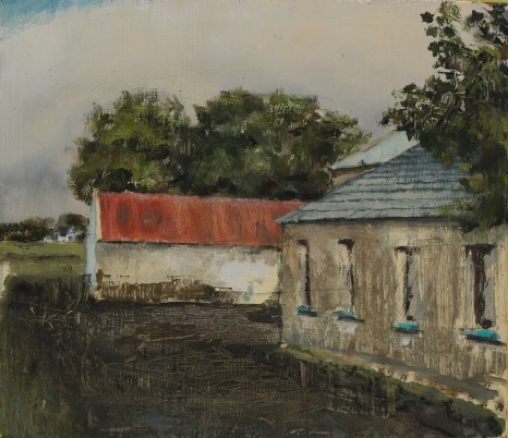 farmyard-oil-on-panel-40-x-34-cm-2016