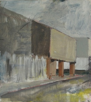 Golden mile 1, 25 x 27 cm, 2013