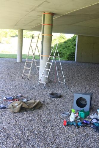 Periscope installation