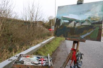 Work in Progress, Railway Bridge 2019