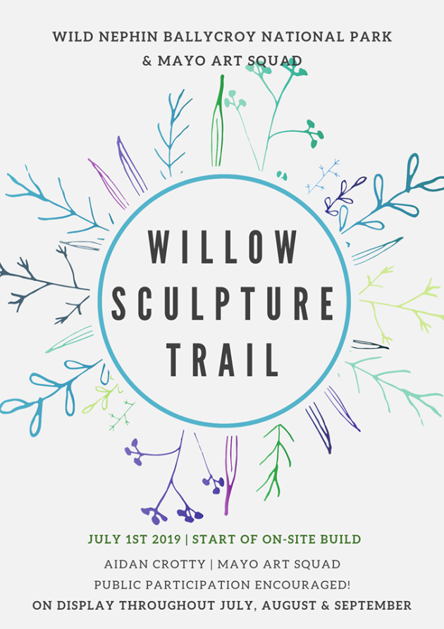 Event Poster @ Wild Nephin, Ballycroy National Park Visitor Centre