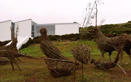 Works in Progress @ Wild Nephin, Ballycroy National Park Visitor Centre